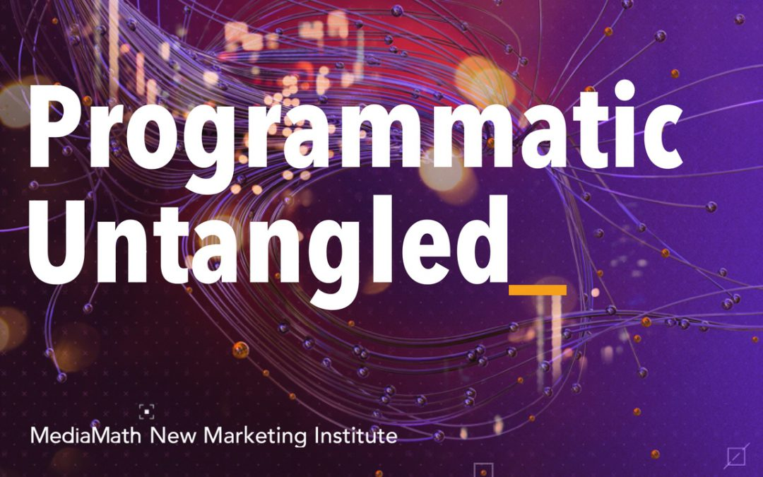 Welcome to Programmatic Marketing
