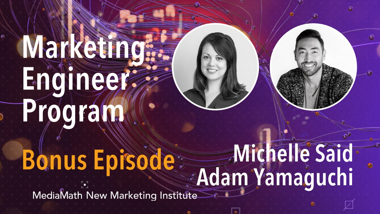 Marketing Engineer Program – Bonus Episode