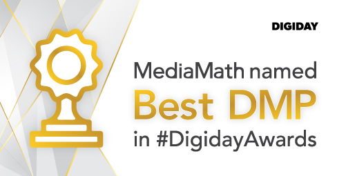 MediaMath named Best DMP in 2019